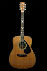 york guitar studio acoustic guitar. Black Bedroom Furniture Sets. Home Design Ideas